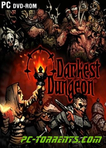 Скачать игру Darkest Dungeon The Crimson Court (2017) - торрент