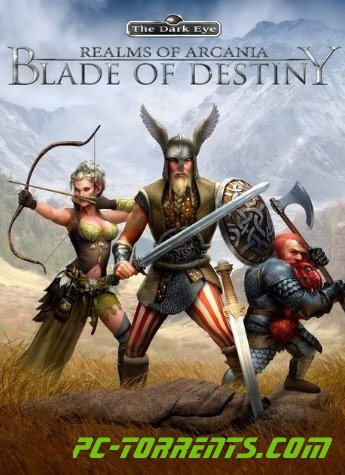 Скачать игру Realms of Arkania: Blade of Destiny HD (2013) - торрент