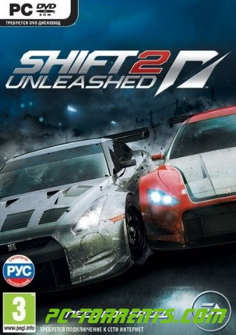 Скачать игру Need for Speed: Shift 2 Unleashed (2011) - торрент