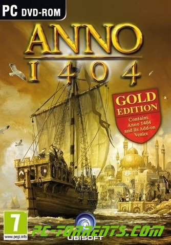 Скачать игру Anno 1404: Gold Edition (2010) - торрент