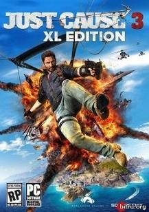 Just Cause 3: XL Edition + 12 DLC (2015)