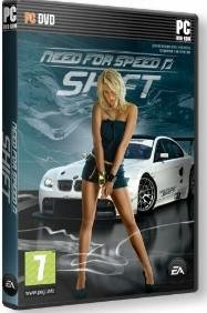 Скачать игру Need for Speed: Shift - Nascar (2009) - торрент