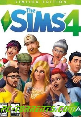 The Sims 4 Deluxe Edition v1.30.105.1010 (2014)
