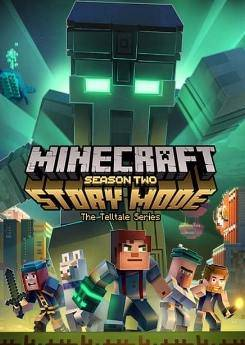 Minecraft Story Mode - Season Two Episode 1