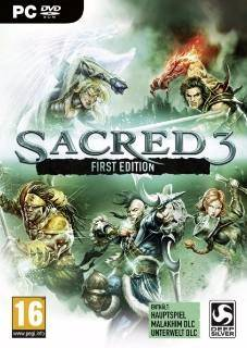 Sacred 3: The Gold Edition от R.G.Freedom