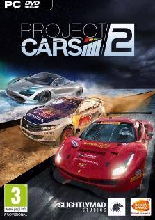 Project CARS 2: Deluxe Edition v 1.2.0.0 (2017)