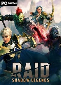 Скачать игру RAID: Shadow Legends (2019) - торрент
