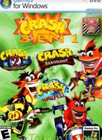 Скачать игру Crash Bandicoot Trilogy 3D (2014) - торрент